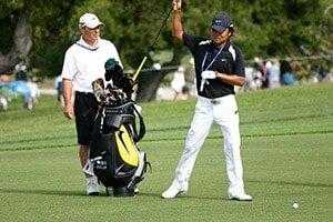 Choisir un club de golf adapté à la situation de jeu