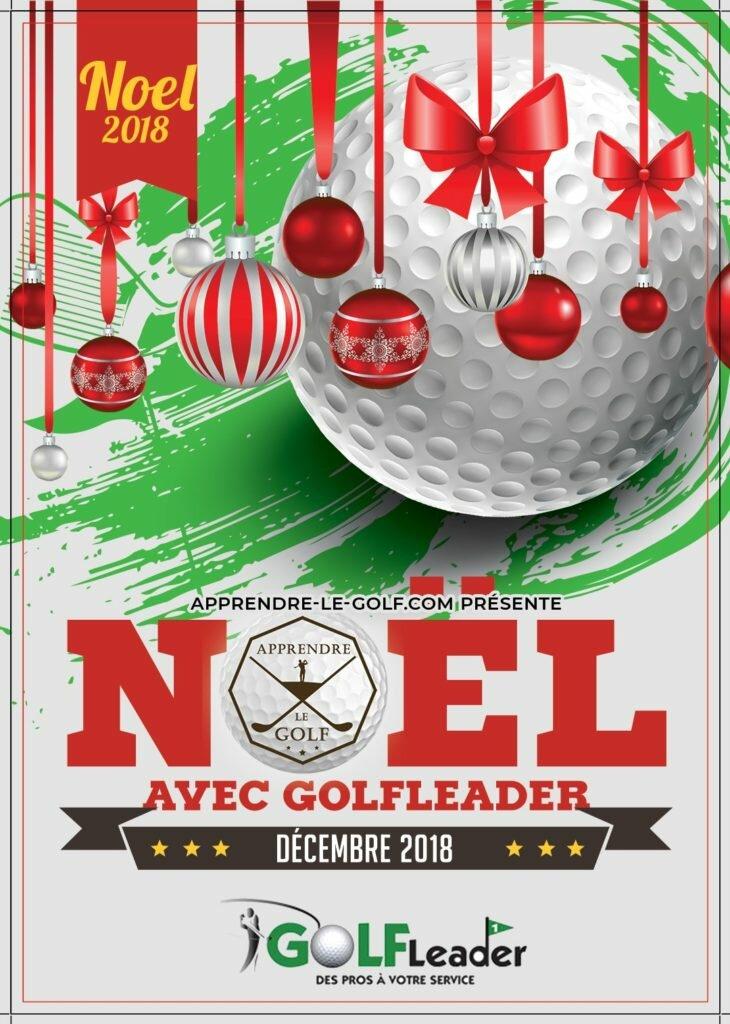 NOEL Apprendre le golf