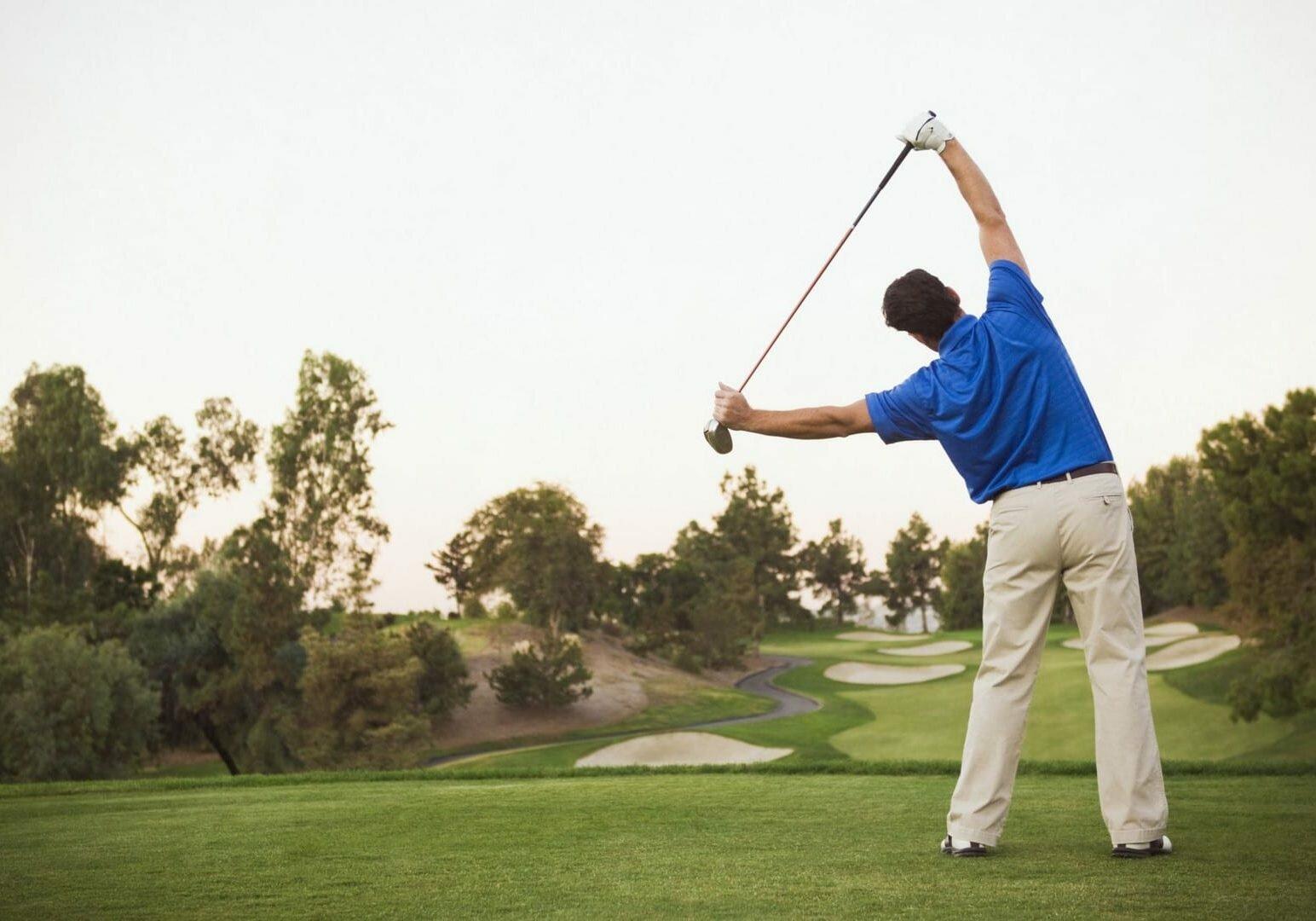 golf-etirements-reduit